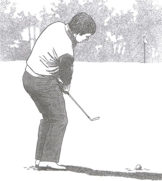 Conseils supplémentaires pour les approches au golf