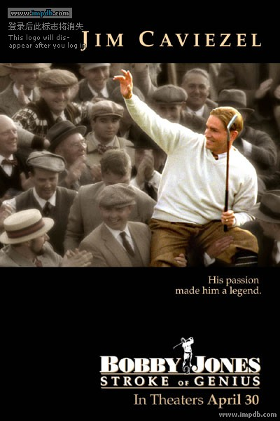 Bobby jones, coup de génie : film sur le golf conseillé par Golf Passion
