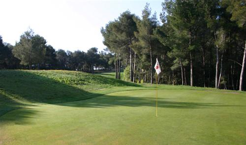 Photo du Golf d'Allauch