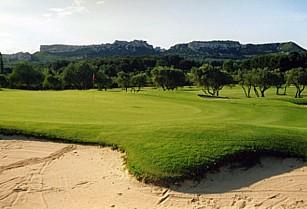 Photo du Golf de Baux de Provence