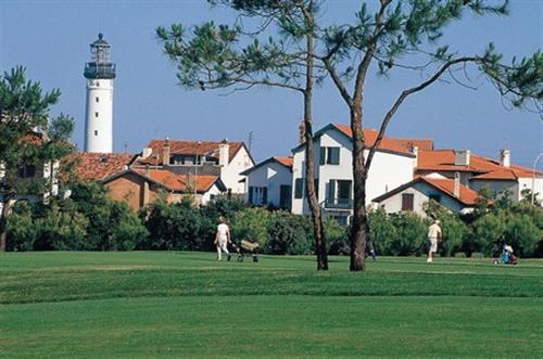 Photo du Golf de Biarritz Phare