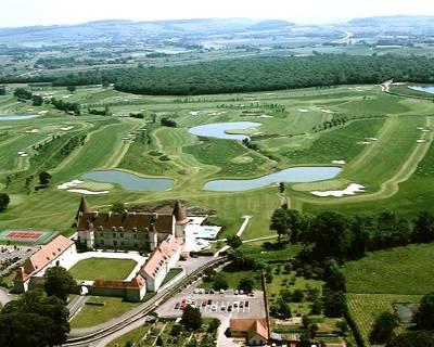 Photo du Golf du Château de Chailly