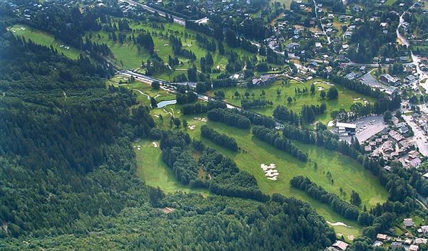Photo du Golf de Chamonix