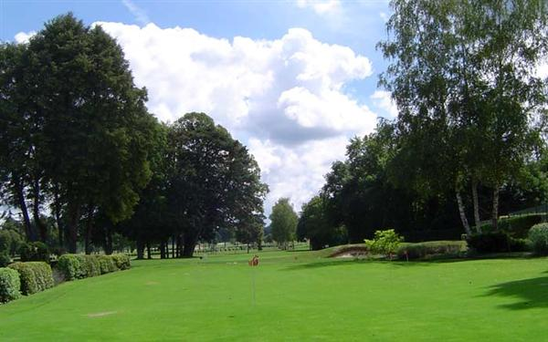 Photo du Golf de Compiègne