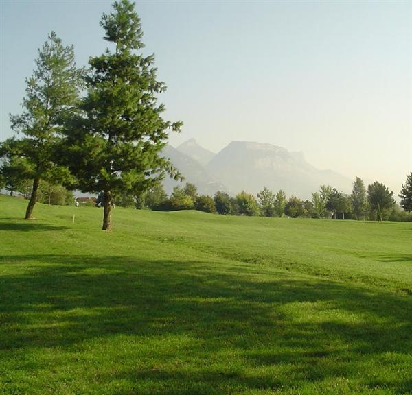Photo du Golf de Grenoble Seyssins