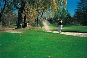 Photo du Golf départemental de la Poudrerie