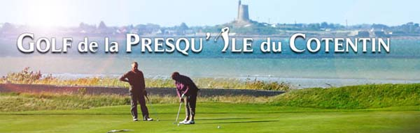 Photo du Golf de la presqu'Ile du Cotentin