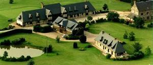 golf de saint gatien calvados 14 golf passion. Black Bedroom Furniture Sets. Home Design Ideas