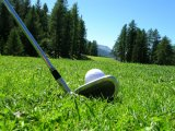 Photo du Golf des Arcs 1800