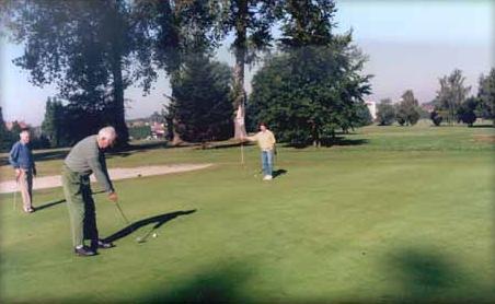 Photo du Golf Club de Valenciennes