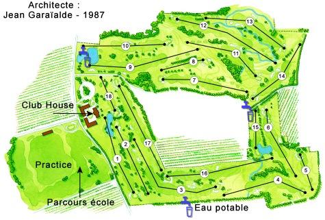 Photo du Golf du Cognac