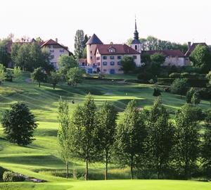 Photo du Golf club d'Esery