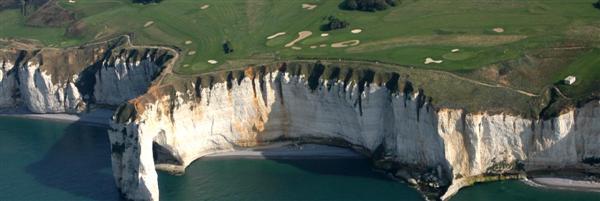 Photo du Golf d'Etretat