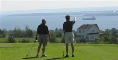 Catégories de classement au Golf