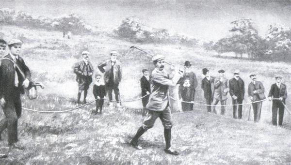 Le golf en début de siècle, le golf évolue - Histoire du Golf sur Golf Passion