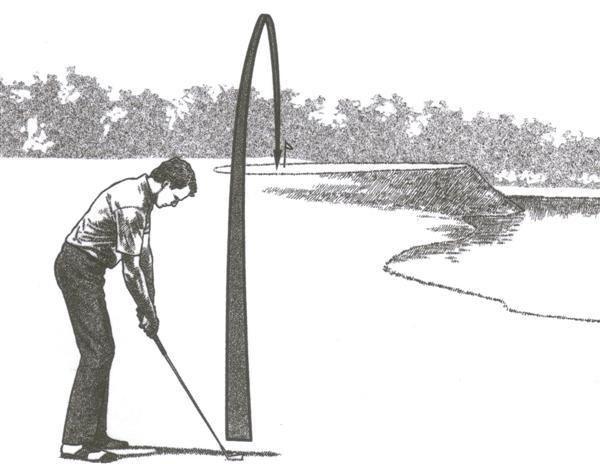 Pensez positif grâce à votre mental au golf