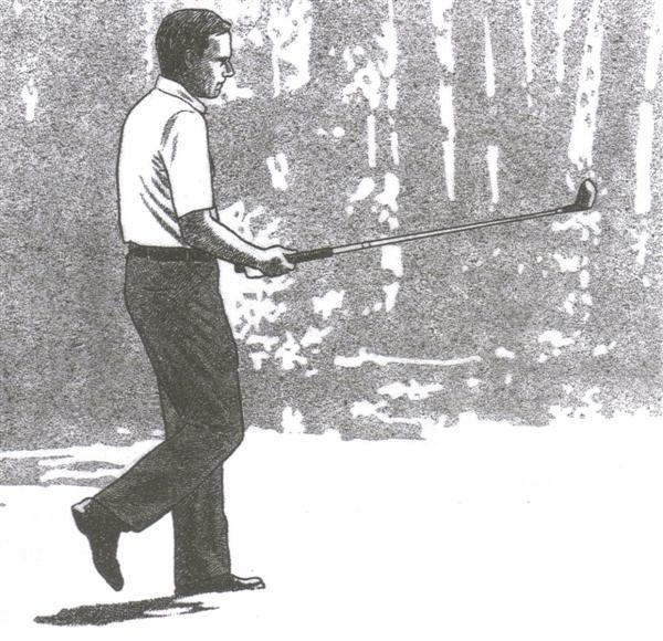 Le placement et le mental au golf