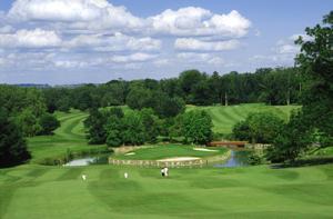 paris international golf club val d 39 oise 95 golf passion. Black Bedroom Furniture Sets. Home Design Ideas
