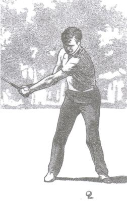 Le take-away pour débuter le mouvement du swing au golf